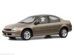 2003 Dodge Neon SXT Sedan