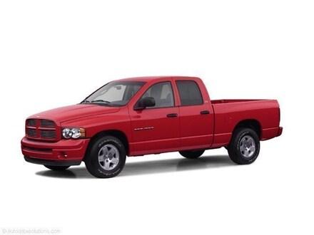2003 Dodge Ram Pickup Cab; Extended; Quad