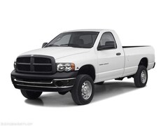 2003 Dodge Ram 2500 Truck Regular Cab