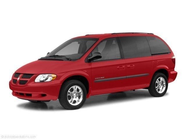 2003 Dodge Caravan SE Van Passenger Van 6 Cylinder