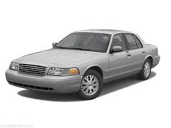 2003 Ford Crown Victoria LX Sedan