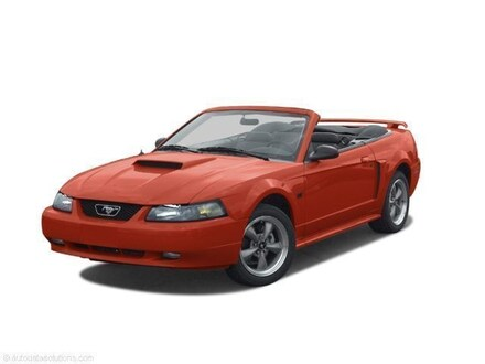2003 Ford Mustang Deluxe Convertible 2D Convertible