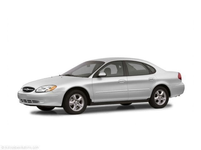 2003 Ford Taurus Car