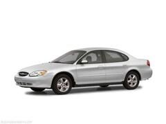 2003 Ford Taurus SES Standard Sedan