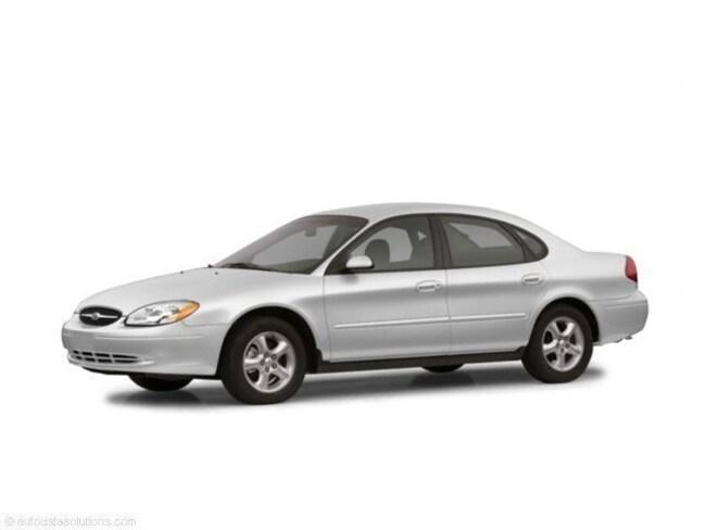 2003 Ford Taurus SES Sedan