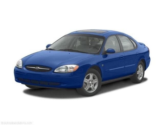 Tremendous 2002 Ford Taurus Sel Car Machost Co Dining Chair Design Ideas Machostcouk