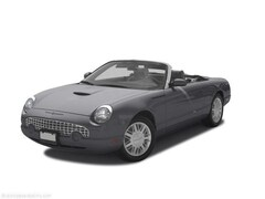 Used 2003 Ford Thunderbird Premium Convertible for sale in Baytown