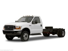 2003 Ford F-450 Chassis Truck Regular Cab