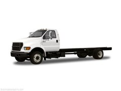2003 Ford F-650 Chassis Truck Regular Cab