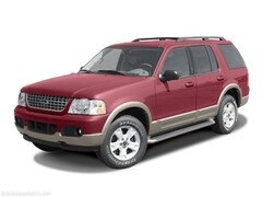 Used 2003 Ford Explorer SUV In Auburn, ME