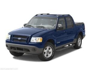 2003 Ford Explorer Sport Trac XLT SUV