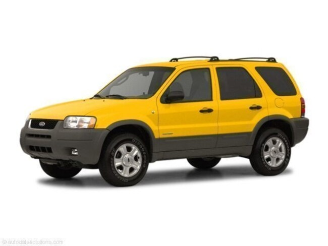 2003 Ford Escape XLS Popular SUV