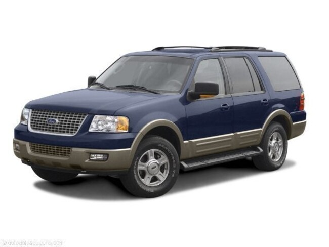 Pre-Owned 2003 Ford Expedition Eddie Bauer 5.4L SUV in Monahans, TX