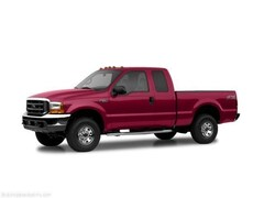 2003 Ford F-250 Extended Cab Truck