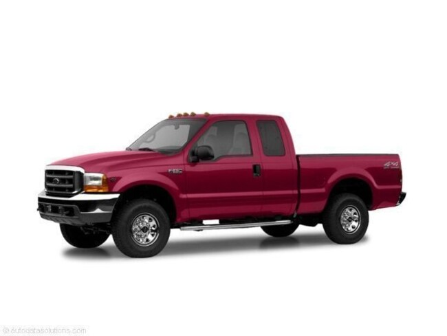 Used 2003 Ford F-250 Super Duty Extended Cab Truck for Sale in Edinboro