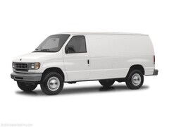 2003 Ford E-150 Commercial Cargo Van