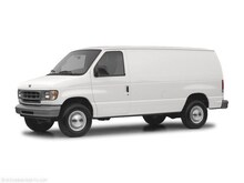 2003 Ford E-150 RV Cargo Van