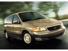 Used 2003 Ford Windstar Wagon Mini-van, Passenger 2FMZA50473BB15584 Naples Florida