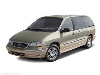 Used 2003 Ford Windstar SEL Standard Wagon Irving, TX