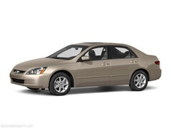 2003 Honda Accord 2.4 EX w/Leather Sedan
