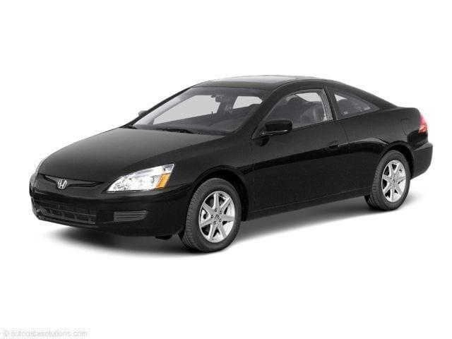 2003 Honda Accord 2.4 EX Coupe