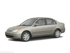 Used 2003 Honda Civic LX Sedan 2HGES15543H561779 for sale in Salem, OR