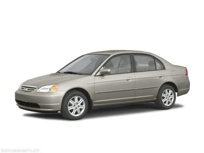 Used 2003 Honda Civic LX Sedan For Sale Fort Pierce, FL