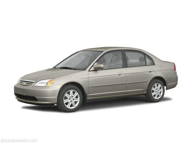2003 Honda Civic EX Sedan