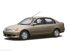 2003 Honda Civic Hybrid Sedan