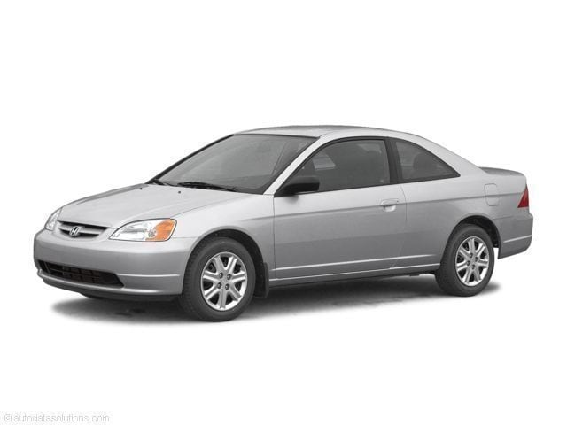 Used 2003 Honda Civic EX Coupe For Sale In Edinboro