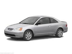 Used 2003 Honda Civic EX Coupe 1HGEM21043L042602 Marion