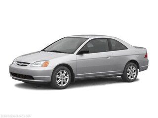 Bargain used vehicles 2003 Honda Civic EX w/Side SRS Coupe for sale near you in Columbus, OH