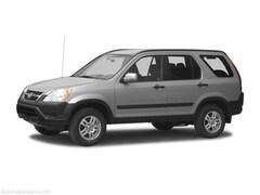 2003 Honda CR-V LX SUV FWD at