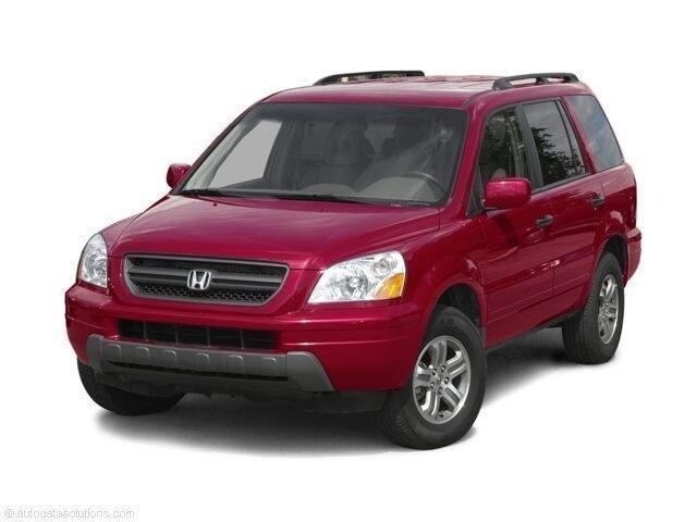 2003 Honda Pilot EX SUV