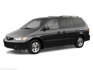 2003 Honda Odyssey EX-L Van