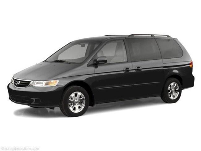 2003 Honda Odyssey EX-L  Mini-Van w/DVD