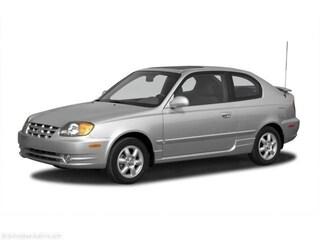 2003 Hyundai Accent Base Hatchback