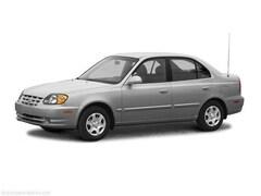 2003 Hyundai Accent GL Sedan