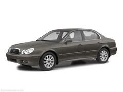 2003 Hyundai Sonata Sedan