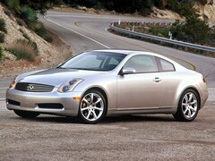 2003 INFINITI G35 Base w/6 Speed Manual Coupe