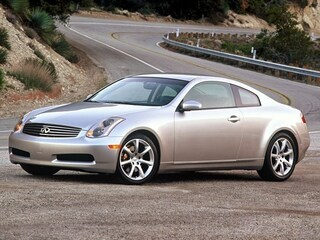 2003 INFINITI G35 w/Leather 2dr Cpe Manual Coupe