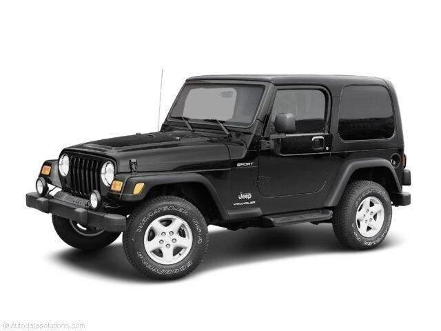 2003 Jeep Wrangler SUV