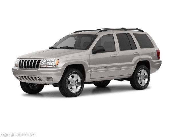 2003 Jeep Grand Cherokee SUV