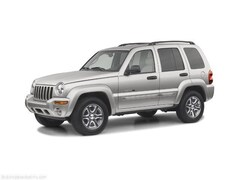 2003 Jeep Liberty SUV SUV