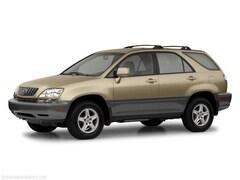 2003 LEXUS RX 300 Base SUV