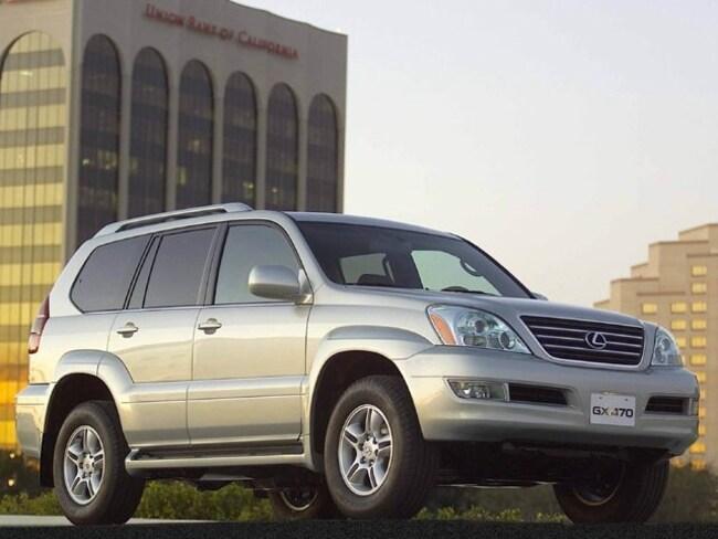 2003 LEXUS GX 470 SUV