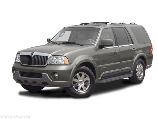 Used 2003 Lincoln Navigator SUV for sale in Olympia WA