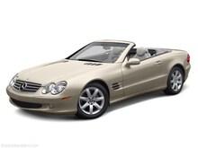 2003 Mercedes-Benz SL-Class Base Convertible