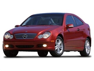 used 2003 Mercedes-Benz C-Class Kompressor Sport Coupe for sale in Savannah