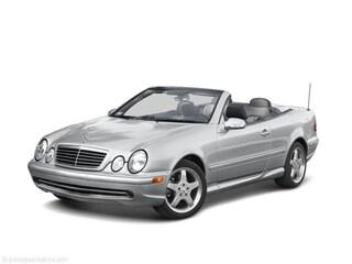 2003 Mercedes-Benz CLK-Class Base Convertible